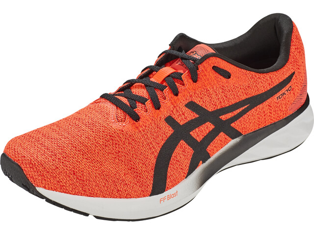 asics Roadblast Tokyo Shoes Men, czerwony/czarny